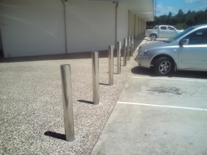 Bollards-Fixed-Stainless-Steel
