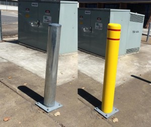 bollard-covers-sleeves-old-new 4