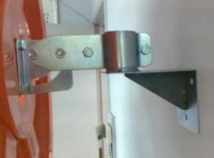 convex mirror wall mounting bracket 88
