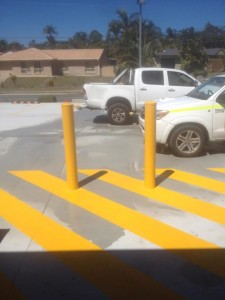 fixed-bollards-disabled-parking-2