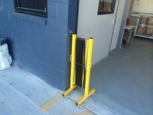 Expandable Trellis Barriers Bollards Qld Australia
